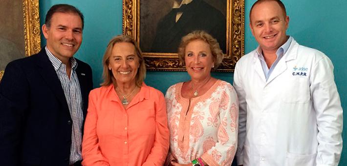 Pediatras uruguayos participarán de un Programa de Formación Profesional en la Clínica Mayo en los Estados Unidos