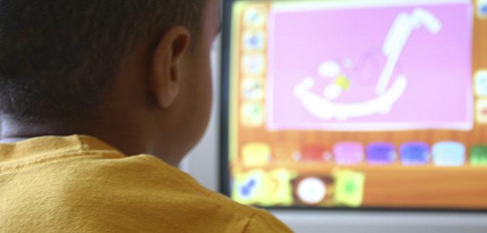 La televisión, Internet y los niños