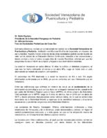 Carta de la SVPP al FOSPECS 22.11.2018