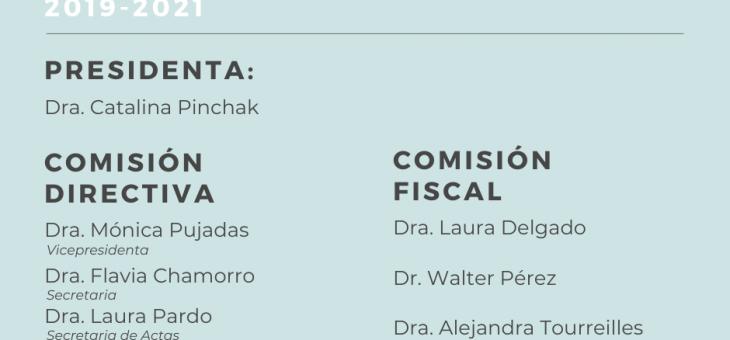 La Dra. Catalina Pinchak es la nueva presidenta de la SUP