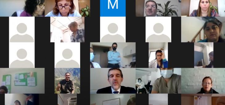 Videoconferencia: Situación de la Tuberculosis en Uruguay