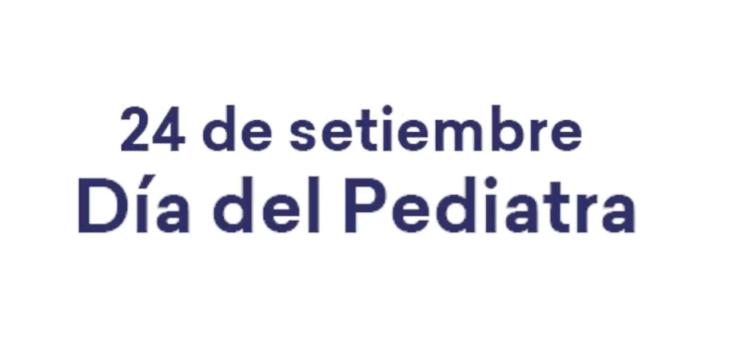 Día del pediatra 2020
