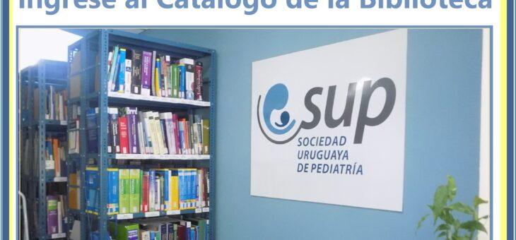 Nuevo Servicio de Biblioteca – Catálogo en línea