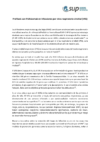 Bronquiolitis vs palivizumab